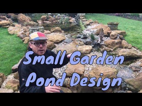 Small Garden Pond Design Ideas UK - Garden Design Ideas