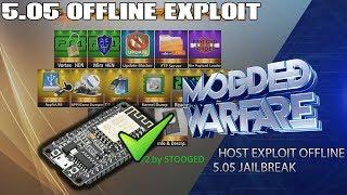 Hosting 5 05 Exploit Offline (PS4 Jailbreak)