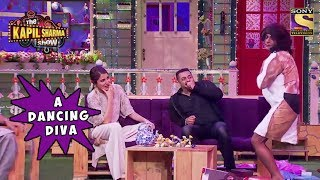Dancing Diva Sunil Grover Hits On Salman Khan - The Kapil Sharma Show