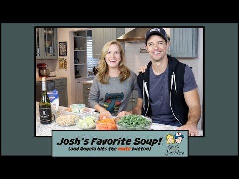 Italian Wedding Soup! | Baking With Josh & Ange