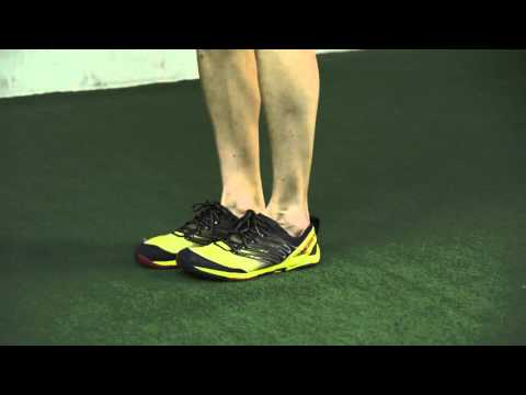 How hockey players can get deep in their ankles for powerful strides