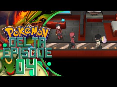 Pokémon Omega Ruby - Delta Episode - Episode 4 - Sky Pillar (Gameplay/Walkthrough)