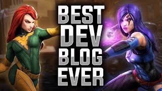 Download BEST. DEV BLOG. EVER. - MARVEL Strike Force Video