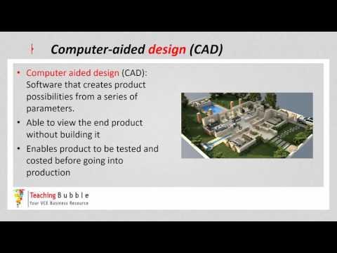 VCE Business Management - Technology