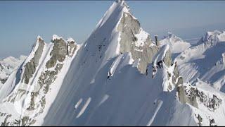 Skiers Tame Alaska's 'Magic Kingdom' - Extreme Skiing Video | The New York Times