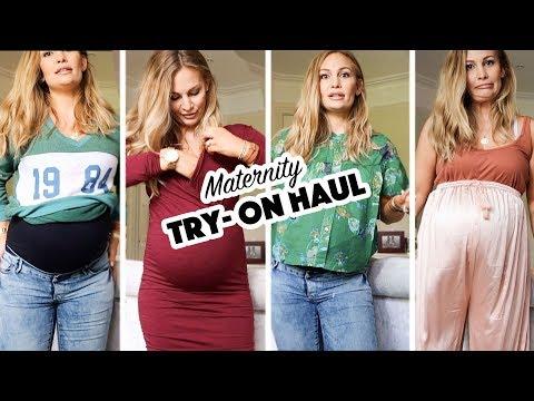 Maternity Fashion Try-On Haul | ASOS