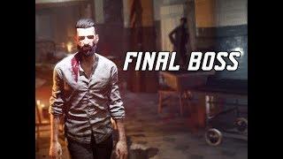 Vampyr Walkthrough Gameplay Part 31 - Final Boss (4k Let