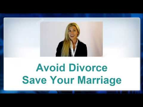 Find out How to Avoid divorce and Save Marriage
