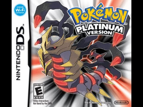 How to play Pokemon platinum of the Nintendo DS  on Android smartphone