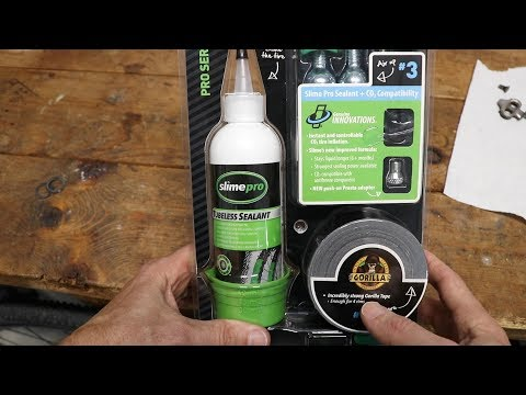 Genuine Innovations Tubeless Kit Review
