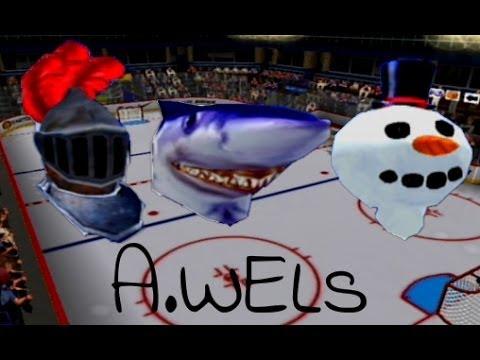 NHL Hitz: Franchise Mode: Episode 19- Fights