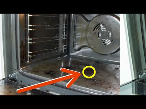 Use this trick to clean your oven in 5 minutes