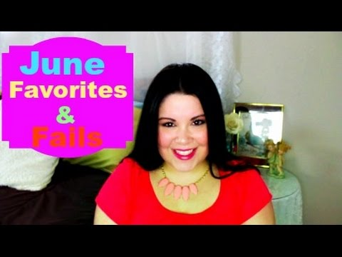 ❤ June Beauty Favorites and Fails! YSL, Stila, Salon Selectives and More!❤