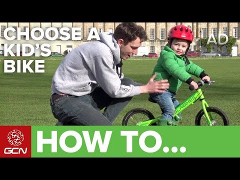 Kids Bike Sizes: How To Choose The Right Children's Bicycle
