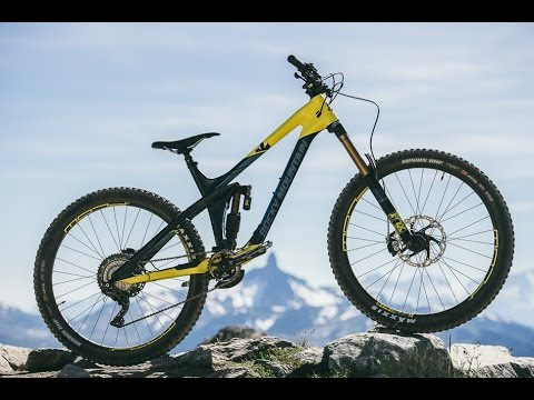 First Ride: 2017 Rocky Mountain Slayer