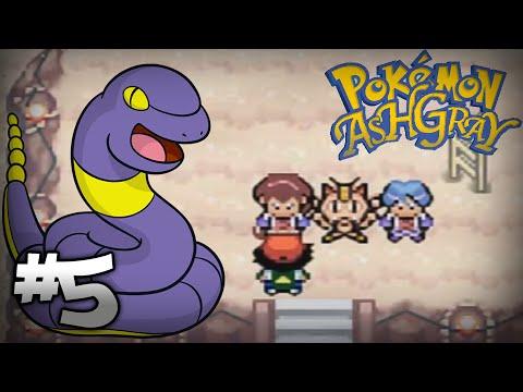 Let's Play Pokemon: Ash Gray - Part 5 - Mt. Moon