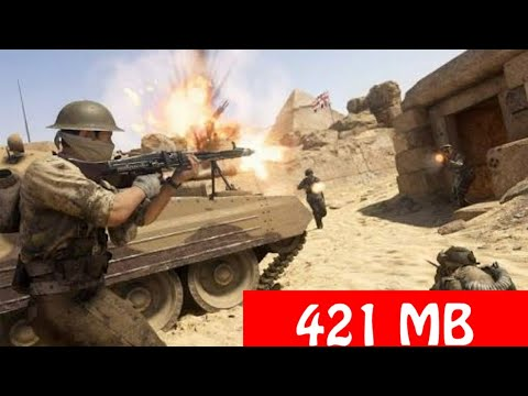 Call Of Duty 1 Download PC Highly Compressed
