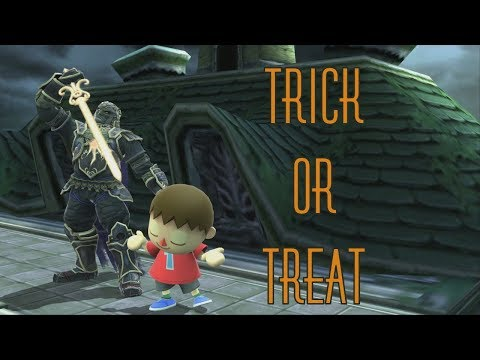 For Glory Doubles Challenge - Trick or Treat Challenge (Halloween Special!)