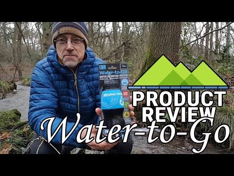 Water-to-Go / 0.75l Water Bottle Review