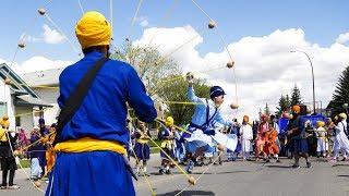 Gatka - Sikh Martial Art