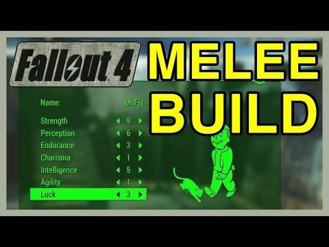 Fallout 4 Melee Starting Build | WikiGameGuides