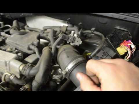 2004 Volkswagen Jetta 1.8l- P0411 Secondary Air Incorrect Flow