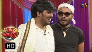 Sudigaali Sudheer Performance | Extra Jabardsth | 5th May 2017 | ETV  Telugu