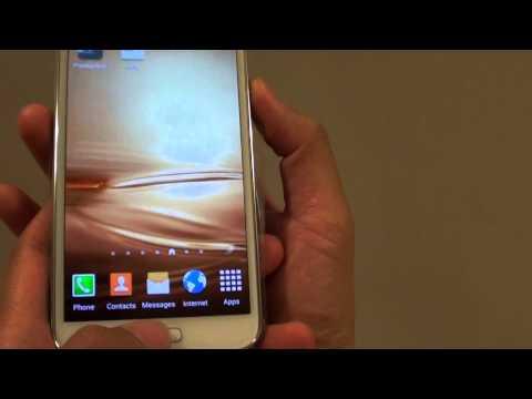 Samsung Galaxy S5: Two Ways to Take Screenshot / Screen Print / Capture