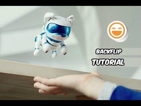 How to make your TEKNO NEWBORN do a BACKFLIP!?!