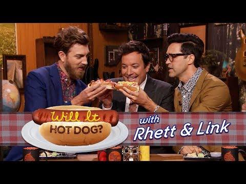 Xxx Mp4 Will It Hot Dog With Jimmy Fallon Rhett Amp Link Good Mythical Morning 3gp Sex