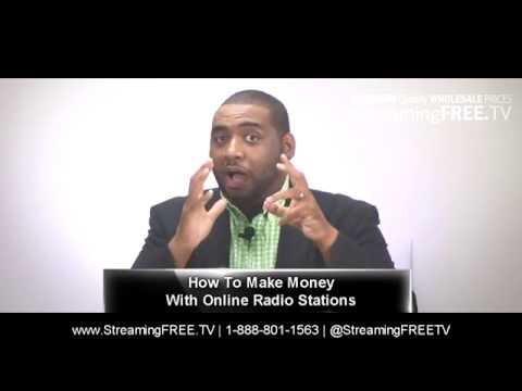 Top 3 Ways Of Making Money With Internet Radio