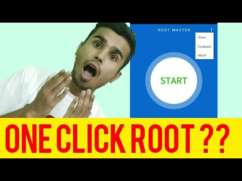 One Click Root  ! Must Watch if Plan Root Your Phone !😎