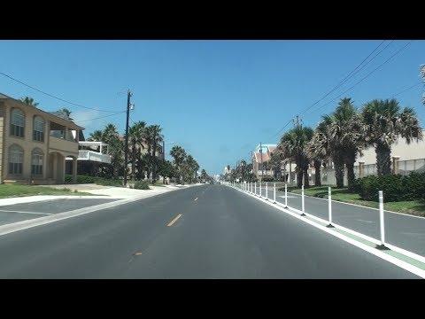 GULF BLVD, SOUTH PADRE ISLAND, TEXAS, U.S.A.