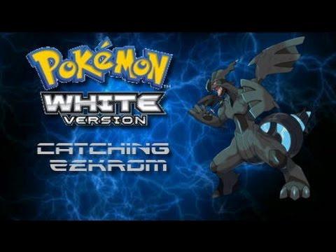 Pokemon White: How to Catch Zekrom