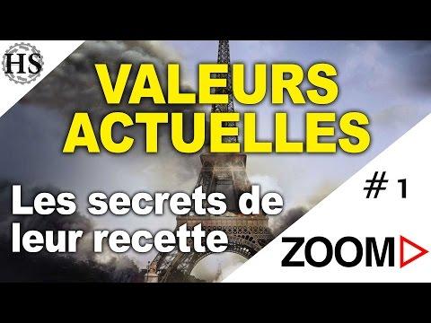 Zoom - La recette de Valeurs Actuelles