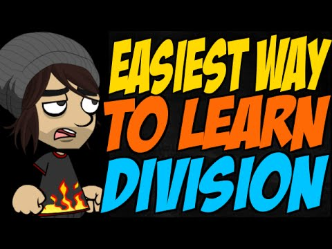 Easiest Way to Learn Division