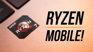 AMD Ryzen Mobile CPUs -  Everything You Need To Know!