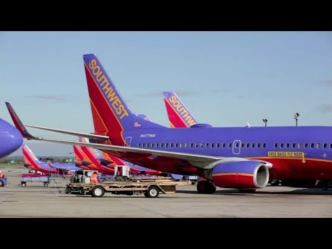 Southwest Airlines begins flights to and from CVG