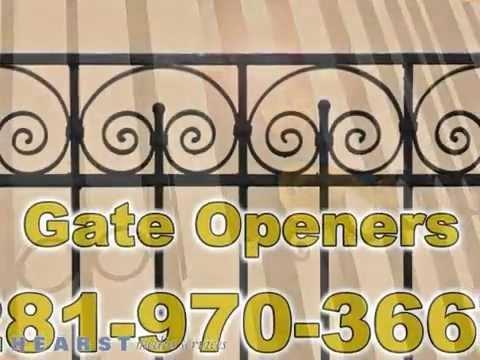 Gate Openers Houston TX