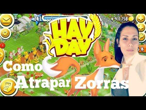Hay Day | Como Atrapar Zorras