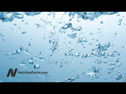 Alkaline water: a scam?