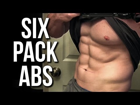 TOP 3 AB EXERCISES & EASY SIX PACK WORKOUT