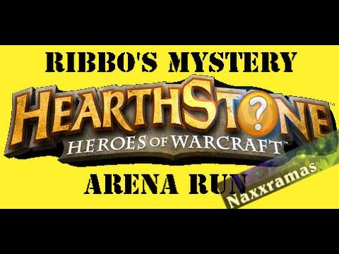 Hearthstone: Mystery Arena Run 136
