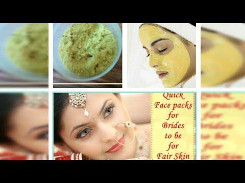 My secret skin Polish face pack wid natural ingredients