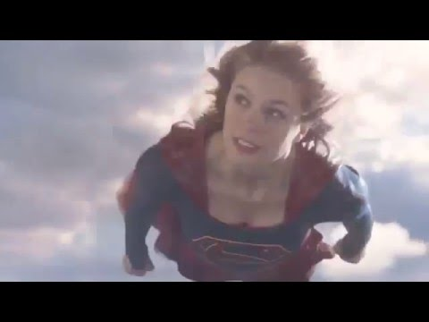Supergirl│Road Rage drivers   Supergirl lose control │1 06│ pt 1