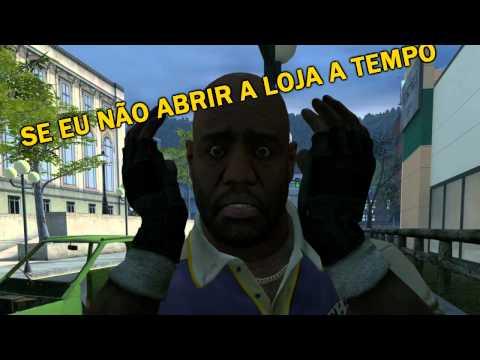 [G-Merda] As Aventuras de João Getúlio