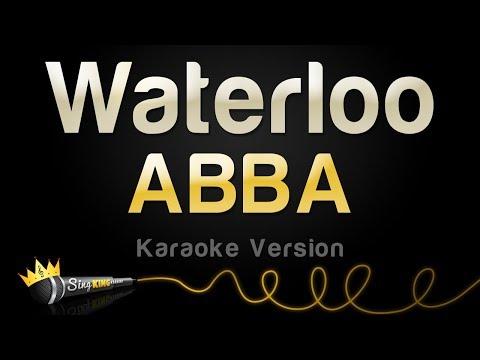 ABBA - Waterloo (Karaoke Version)