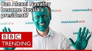 Inside Alexei Navalny