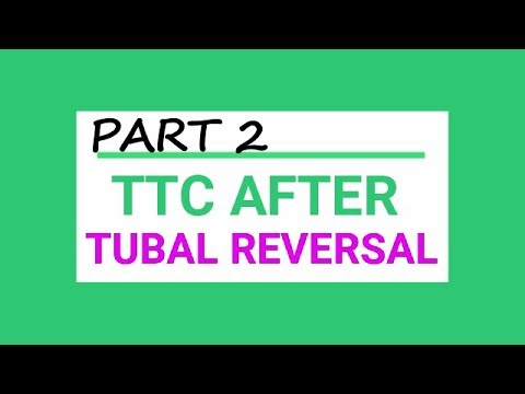 TTC After Tubal Reversal Success Story [PART 2]