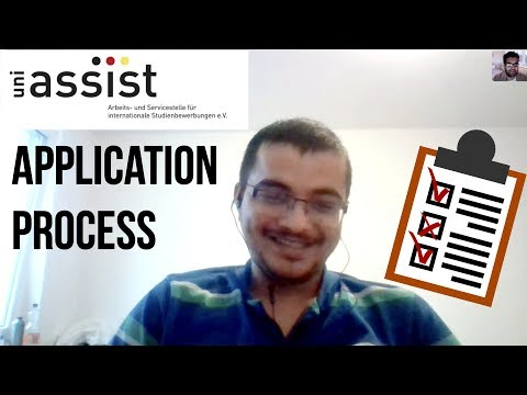 Students Share#3: How to apply with Uni Assist and TU Chemnitz Embedded Systems